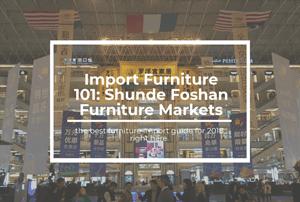 China furniture markets - Riwick