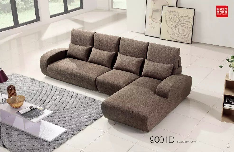 Wholesale sectional sofas from China.