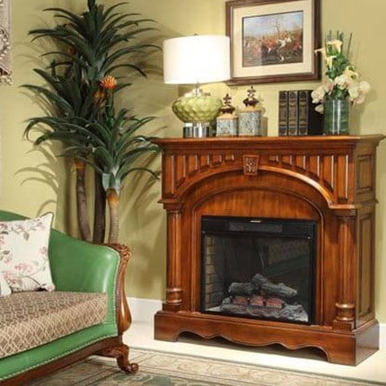 fireplace - Riwick