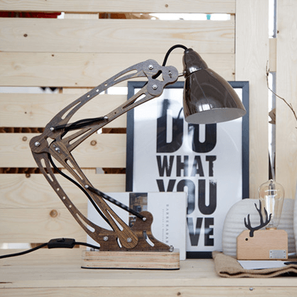 table-lamp -Riwick