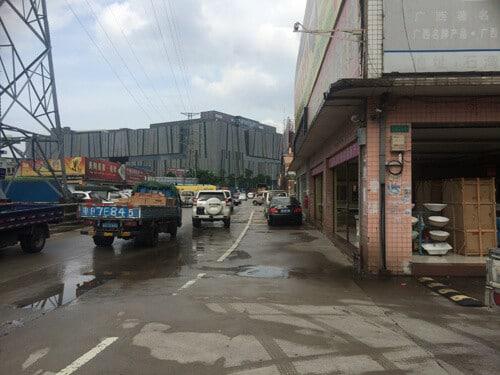 Shiwan Zhiye Tiles Wholesale Market