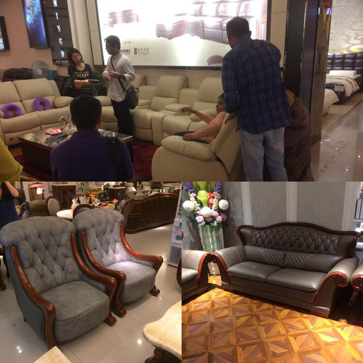 Sourcing from furniture markets