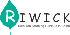 The Best Furniture Sourcing Agent In China – Riwick Logo