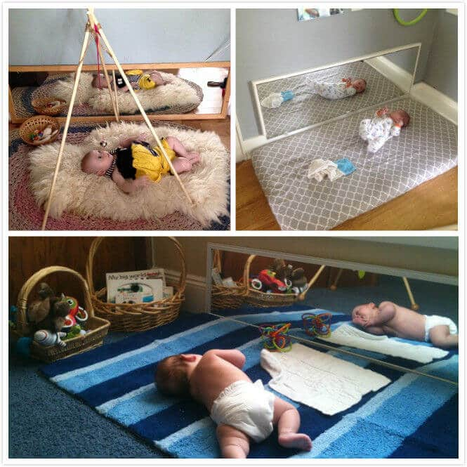 baby Active area
