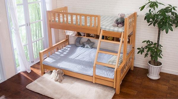 Beech Child bed set