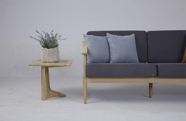 Beech sofa