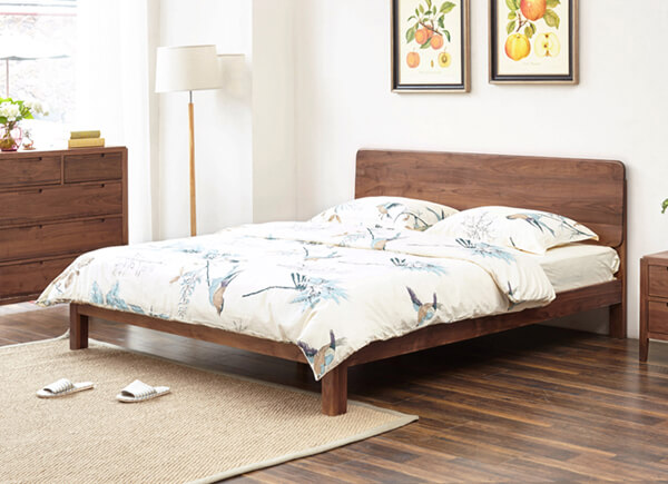 Black Walnut bed set