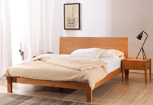Cherrywood bed set