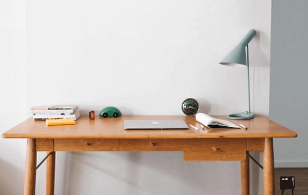 Cherrywood desk