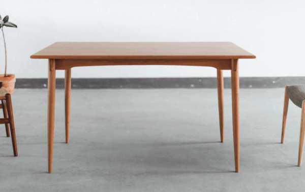 Cherrywood dining table