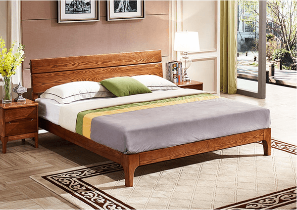 Chinese Ash bed set