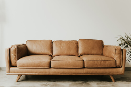 Contemporary sofa -  furniture market China