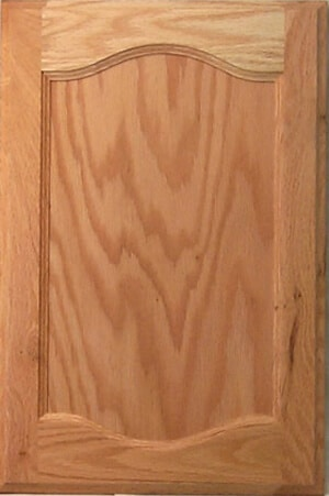 Two-Arch cabinet door style