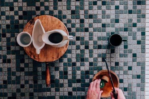 Coffee-Tiles-Table