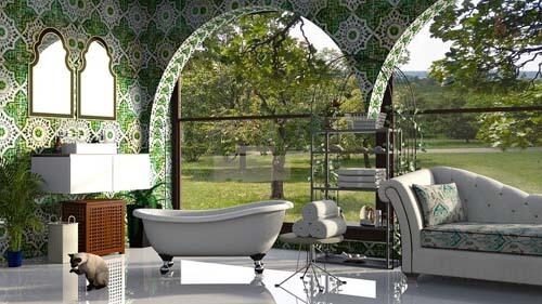 Tile-Bathroom